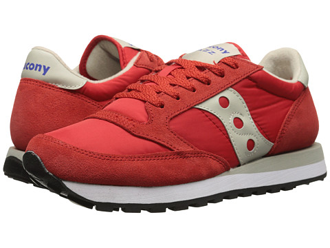 Saucony Originals - Jazz Original (Red/Cream) Men