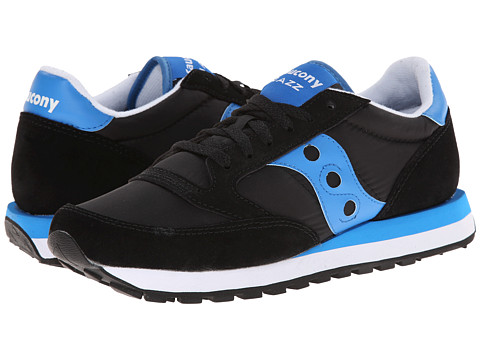 Saucony Originals - Jazz Original (Black/Blue) Men