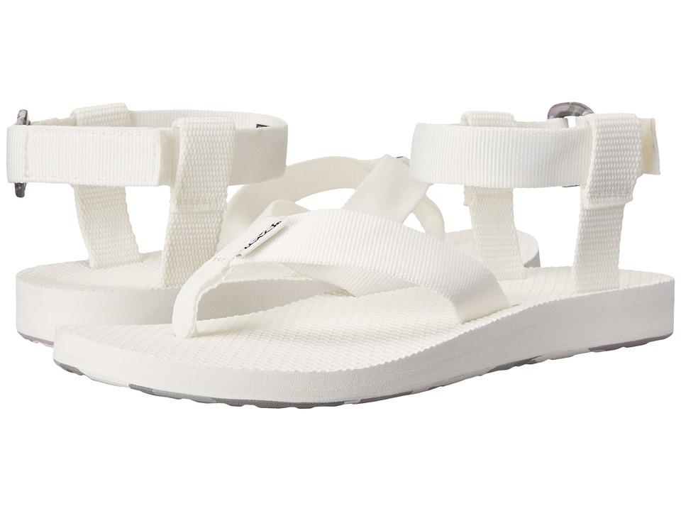 Teva - Original Sandal Marbled (Bright White) Women