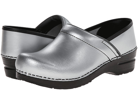 Sanita - Professional (Silver) Women's Clog Shoes