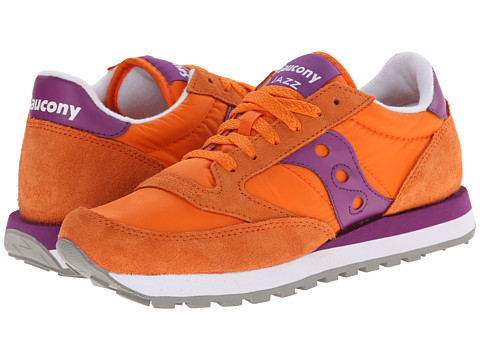 Saucony Originals - Jazz Original (Orange/Purple) Women