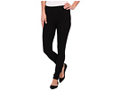 DKNY Jeans Seamed Pull On Legging (Noir) Women's Casual Pants