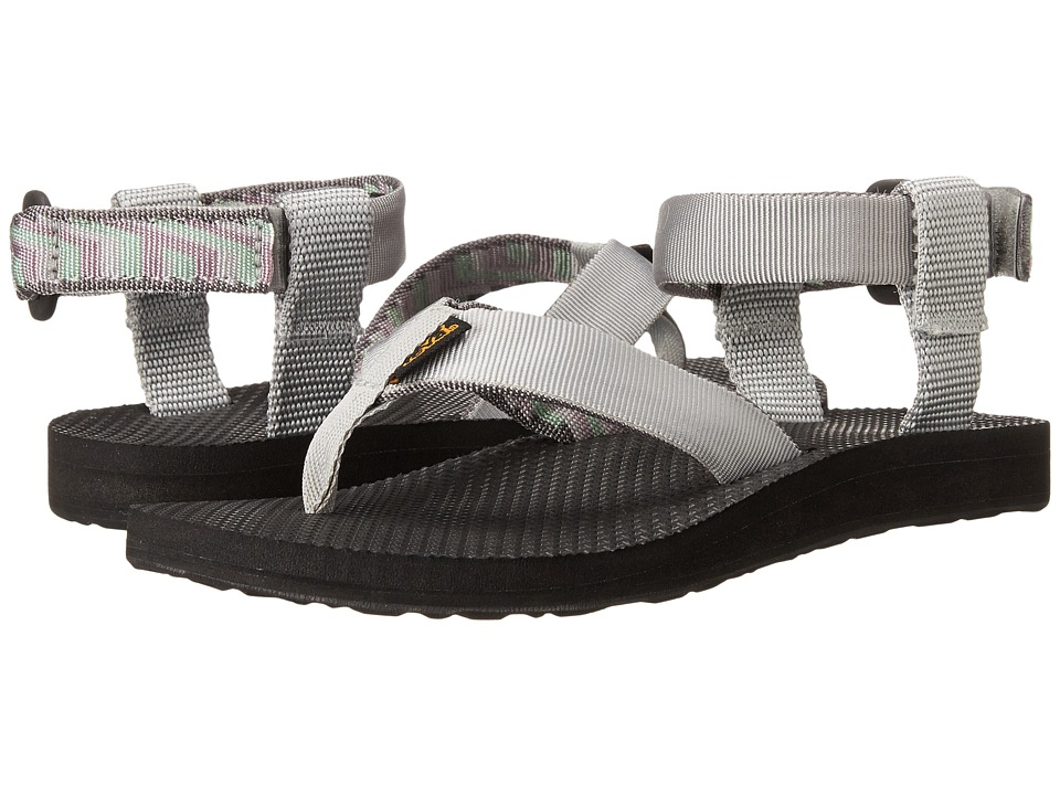 Teva - Original Sandal (Azura Light Grey) Women