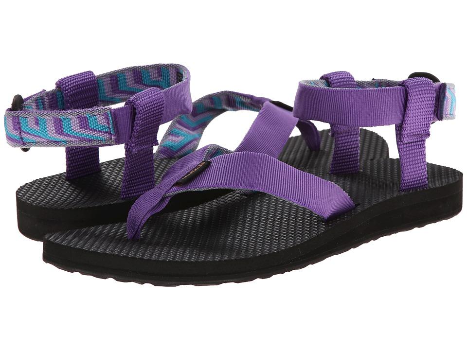 Teva - Original Sandal (Azura Purple) Women