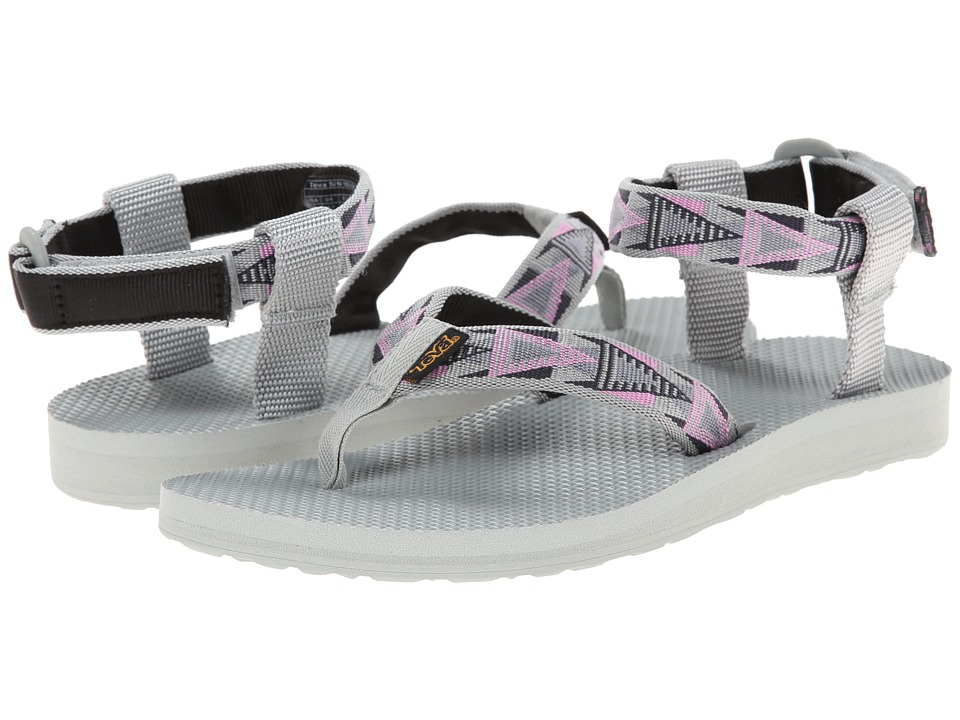 Teva - Original Sandal (Mosaic Pink) Women