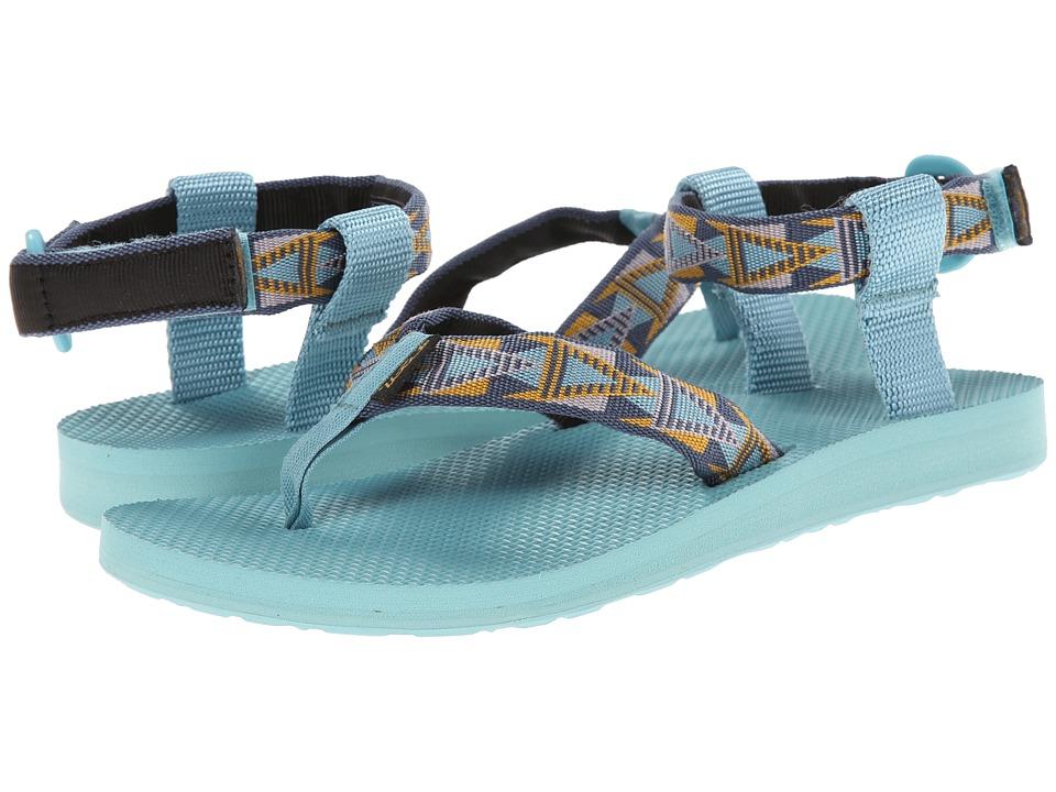 Teva - Original Sandal (Mosaic Vintage Indigo) Women's Sandals