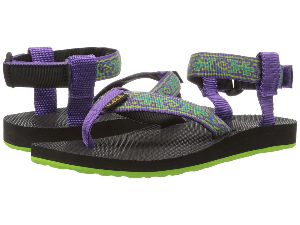 Teva - Original Sandal (Old Lizard Purple) Women's Sandals