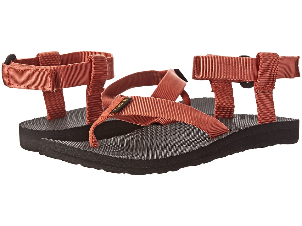 Teva - Original Sandal (Terra Cotta) Women