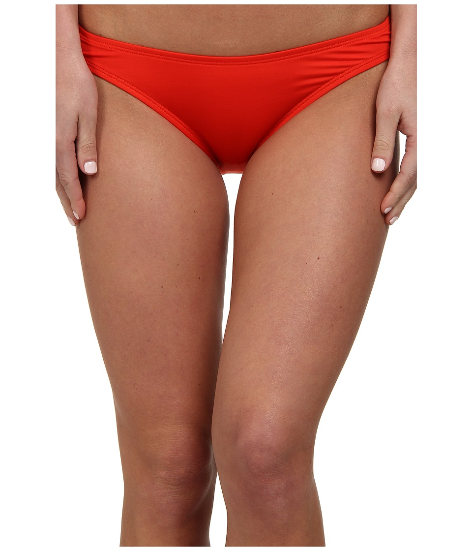 Patagonia Solid Sunamee Bottoms (Turkish Red) Women