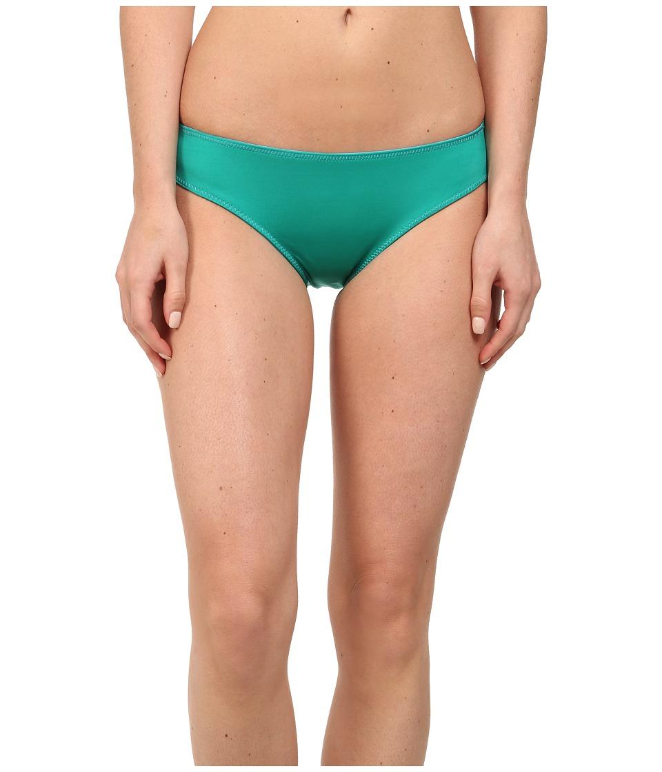Patagonia - Reversible Breakline Bottoms (Emerald) Women's Swimwear