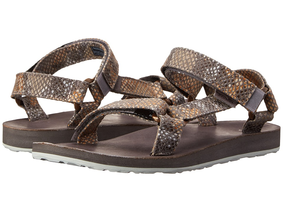 Teva - Original Universal Print (Eiffel Tower) Women's Sandals
