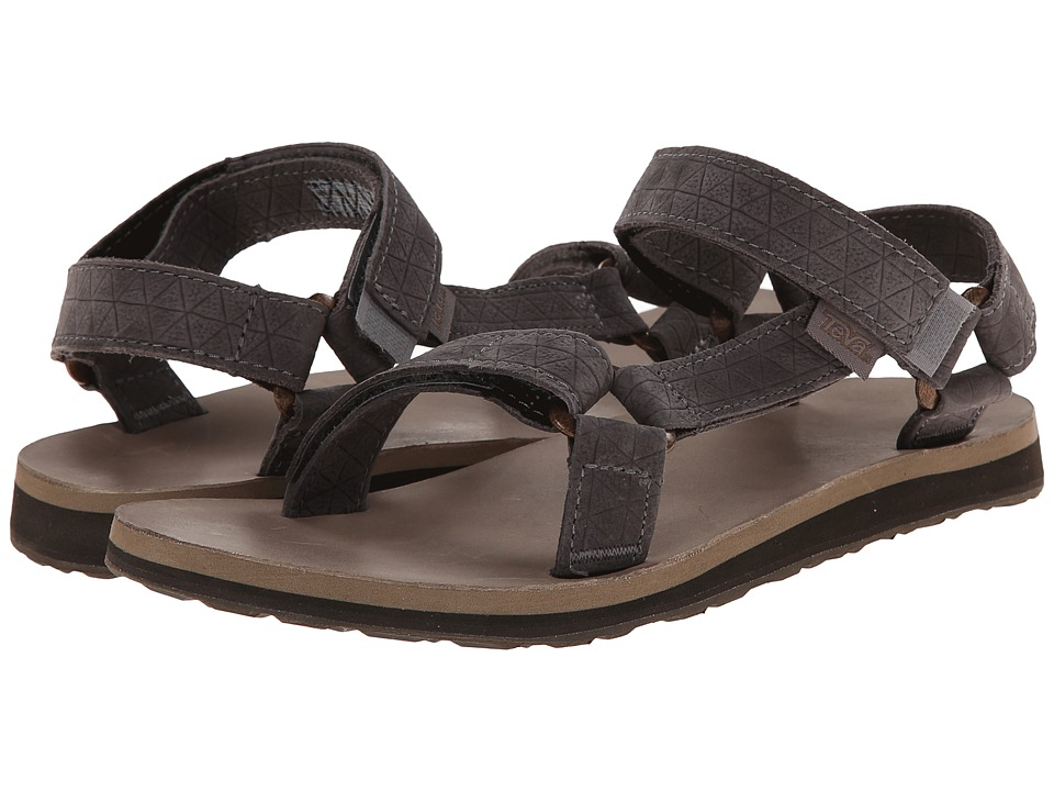 Teva - Original Universal Leather Diamond (Eiffel Tower) Women's Sandals