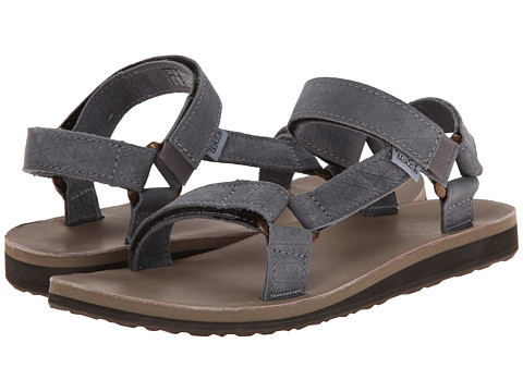 Teva - Original Universal Leather Diamond (Tradewinds) Women's Sandals