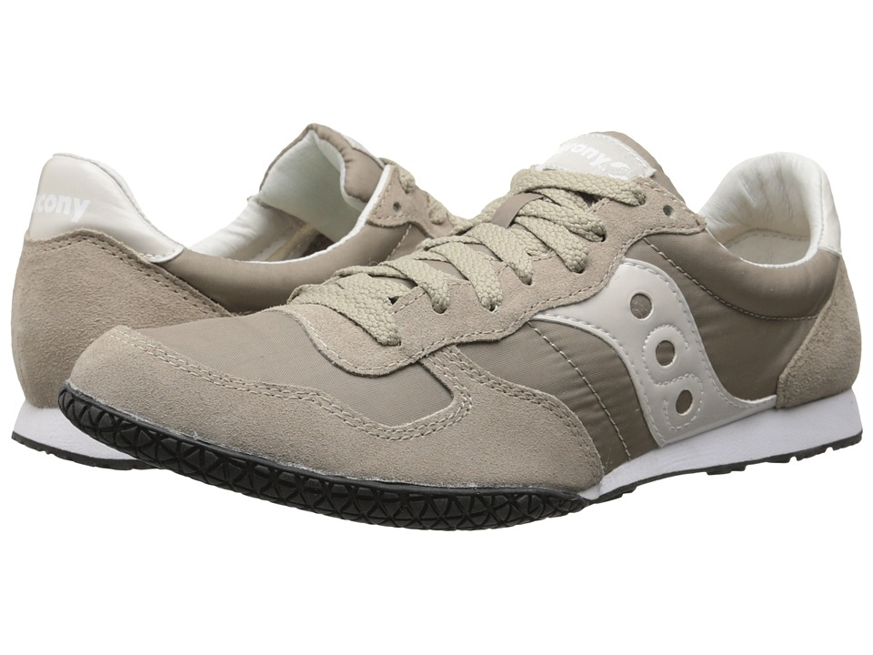 Saucony Originals - Bullet (Light Tan/Off White) Men's Classic Shoes