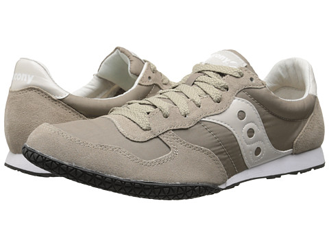 Saucony Originals - Bullet (Light Tan/Off White) Men