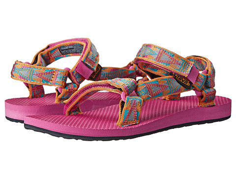 Teva - Original Universal (Mosaic Orange) Women's Sandals