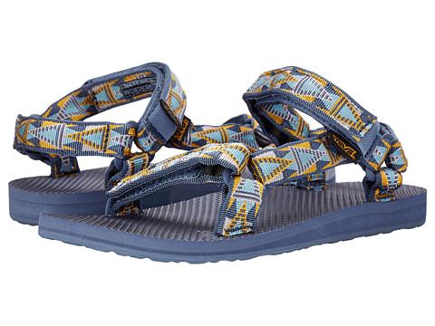 Teva - Original Universal (Mosaic Vintage Indigo) Women's Sandals