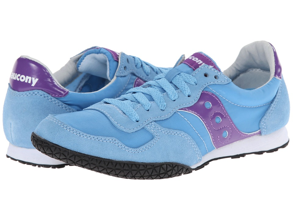 Saucony Originals - Bullet (Light Blue/Purple) Women's Classic Shoes