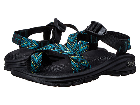 Chaco - Z/Volv 2 (Green Flow) Men's Shoes