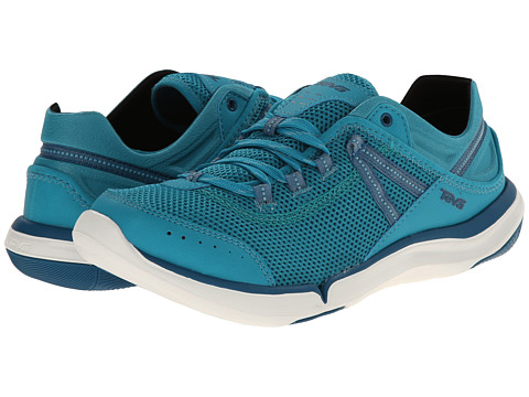 Teva - Evo (Lake Blue) Women's Shoes