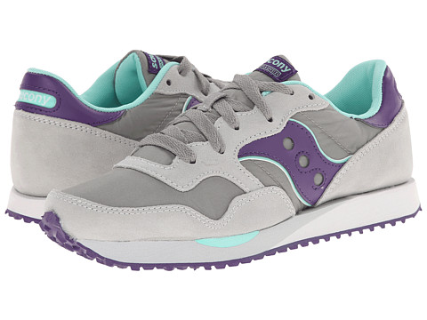Saucony Originals - DXN Trainer (Light Grey/Dark Grey) Women
