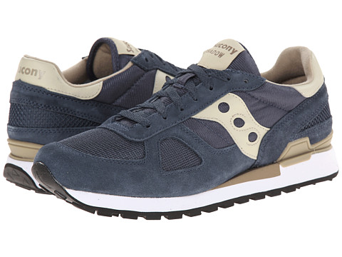 Saucony Originals - Shadow Original (Dark/Teal) Men's Classic Shoes