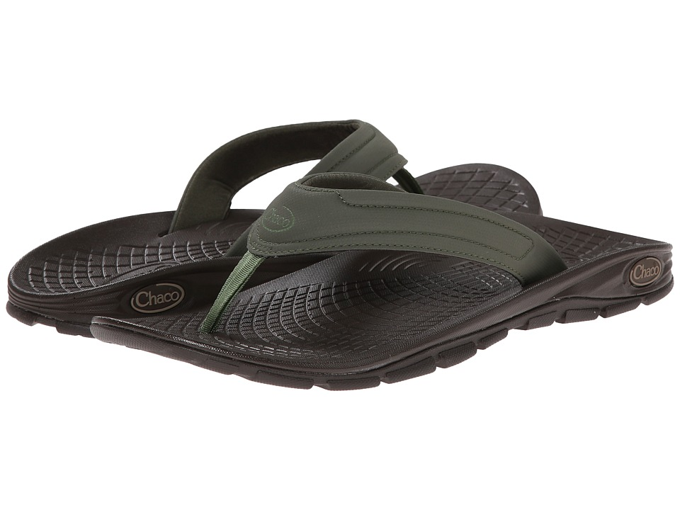 Chaco - Z/Volv Flip Synth (Grape Leaf) Men