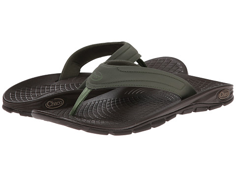 Chaco - Z/Volv Flip Synth (Grape Leaf) Men's Sandals