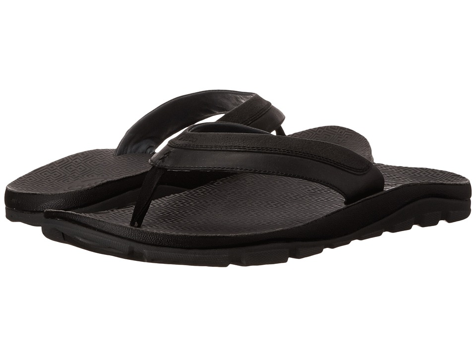 Chaco - Kirkwood (Black) Men's Sandals