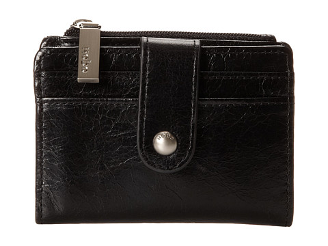 Hobo - Val (Black) Wallet Handbags
