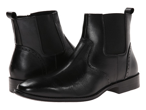 Stacy Adams - Wesley (Black) Men's Shoes