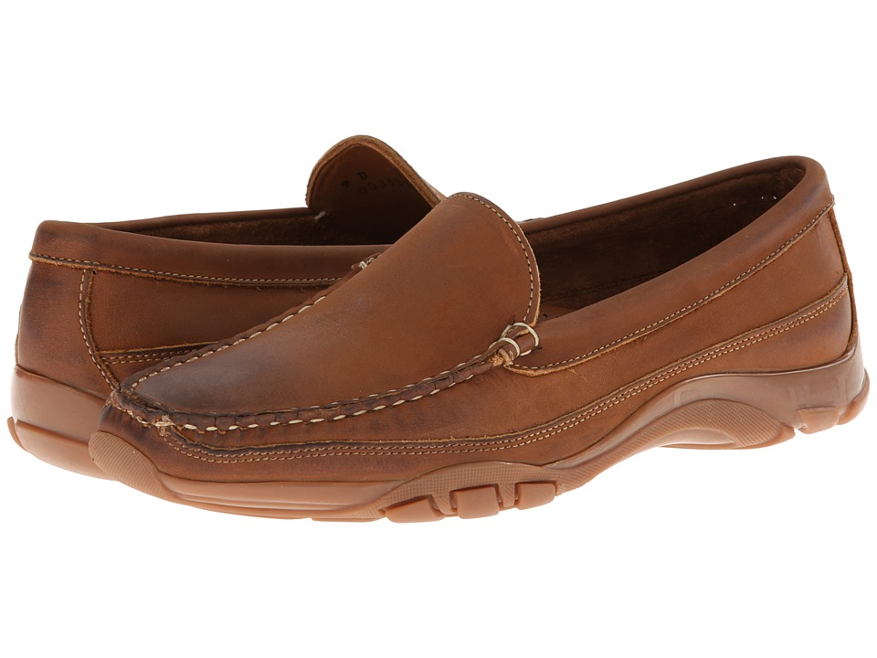 Allen-Edmonds - Boulder (Tan Leather) Men