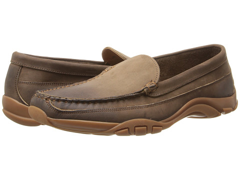 Allen-Edmonds - Boulder (Dark Brown Leather) Men