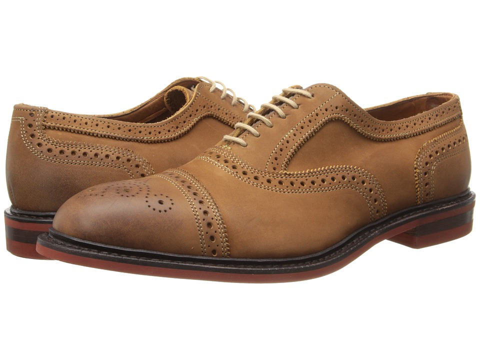 Allen-Edmonds Strandmok (Tan Leather) Men