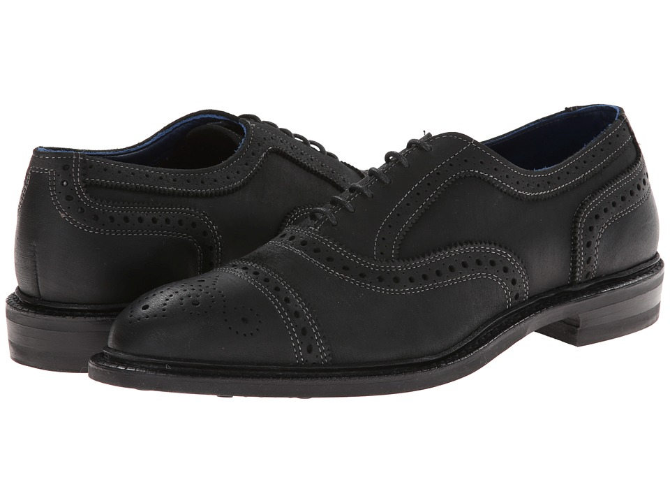 Allen-Edmonds Strandmok (Black Leather) Men
