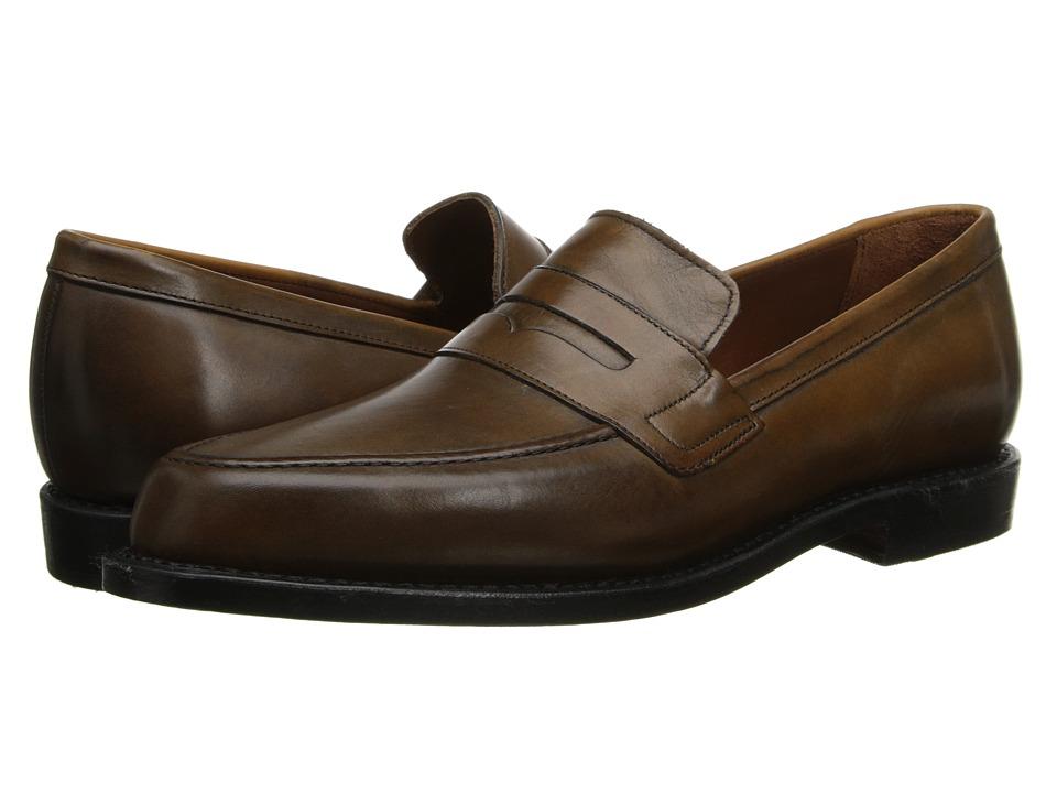 Allen-Edmonds - Ascher (Bourbon Calf) Men's Flat Shoes