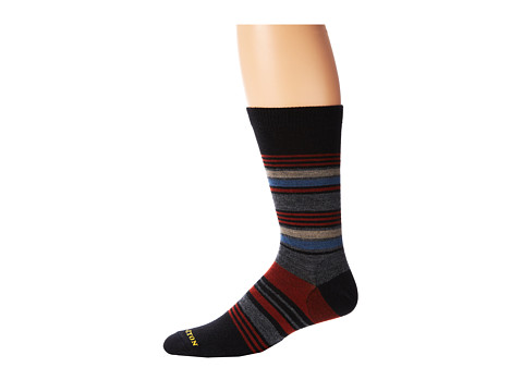 Pendleton - Stripe Crew (Black Stripe) Hose