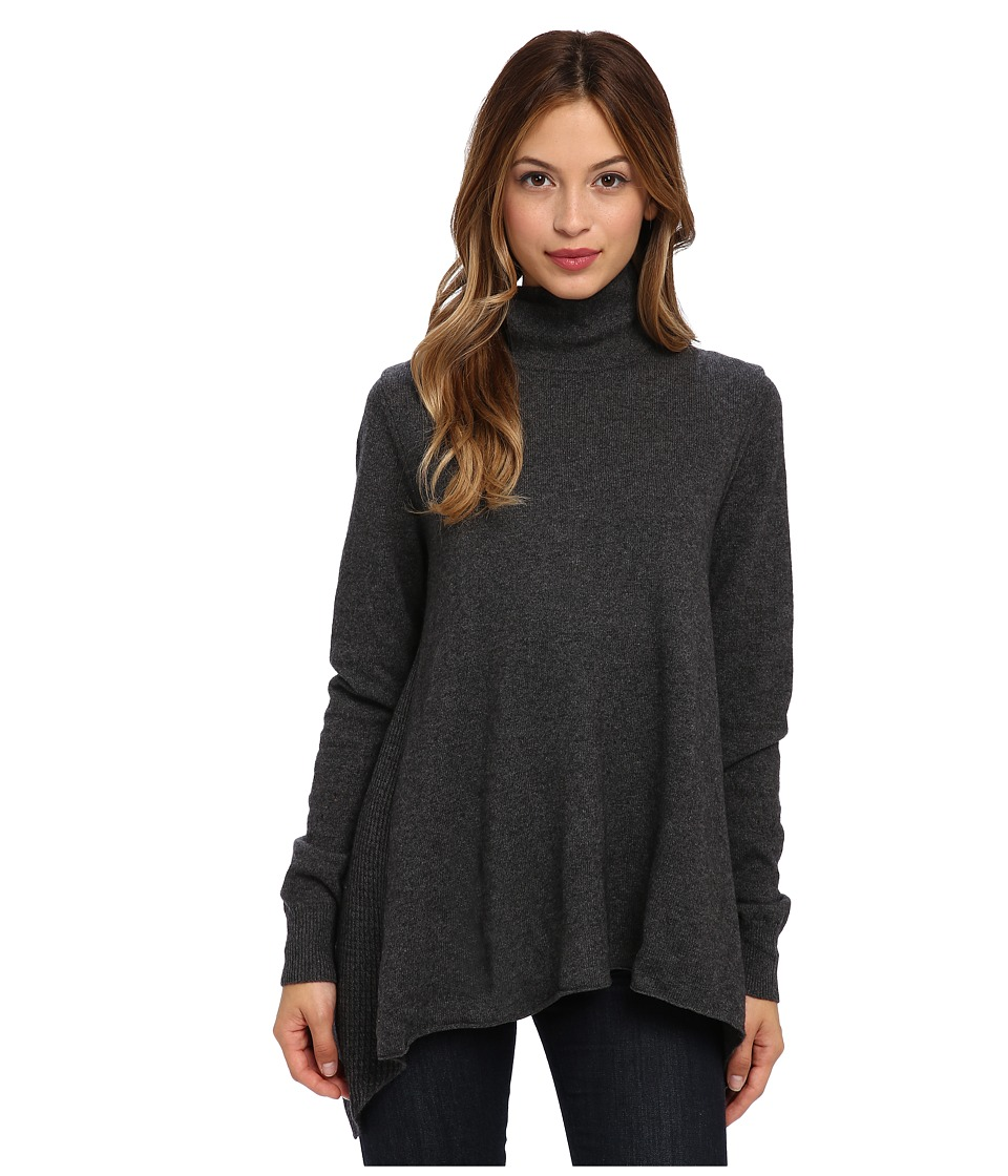 Joie - Letitia (Dark Heather Grey) Women's Long Sleeve Pullover