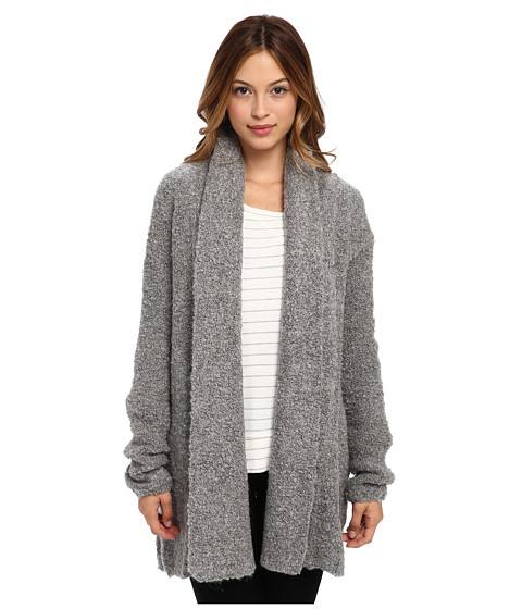 Joie - Solome (Heather Grey) Women's Sweater