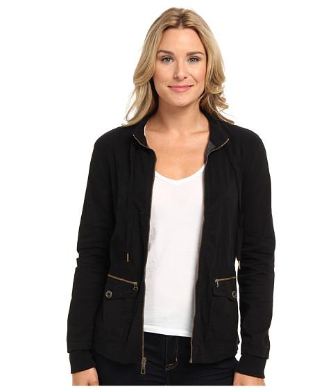 XCVI - Back Country Zip Jacket (Black) Women