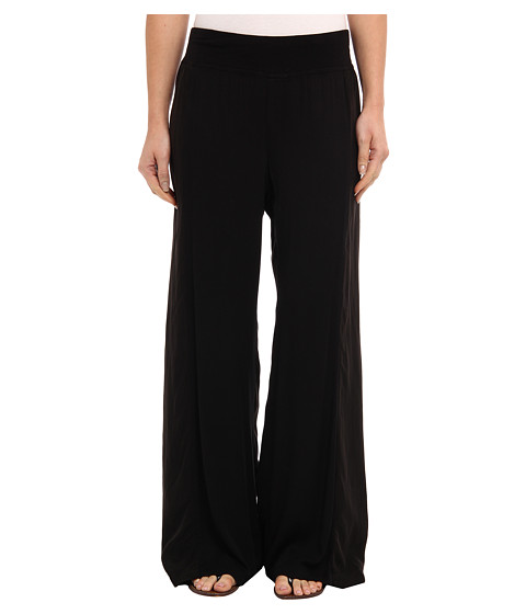XCVI - Doheny Pant (Black) Women's Casual Pants
