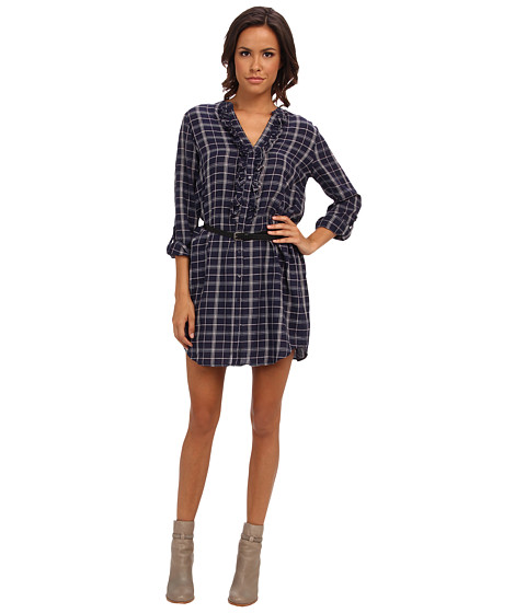 Joie - Jessalyn (Dark Navy) Women's Dress