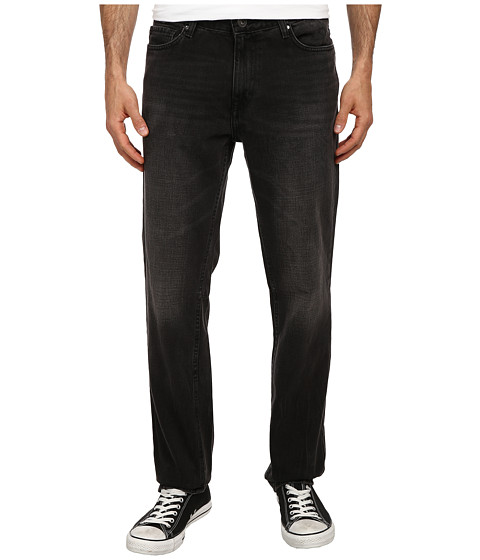 Calvin Klein Jeans - Slim Straight Jeans in Washed Shadow (Washed Shadow) Men's Jeans