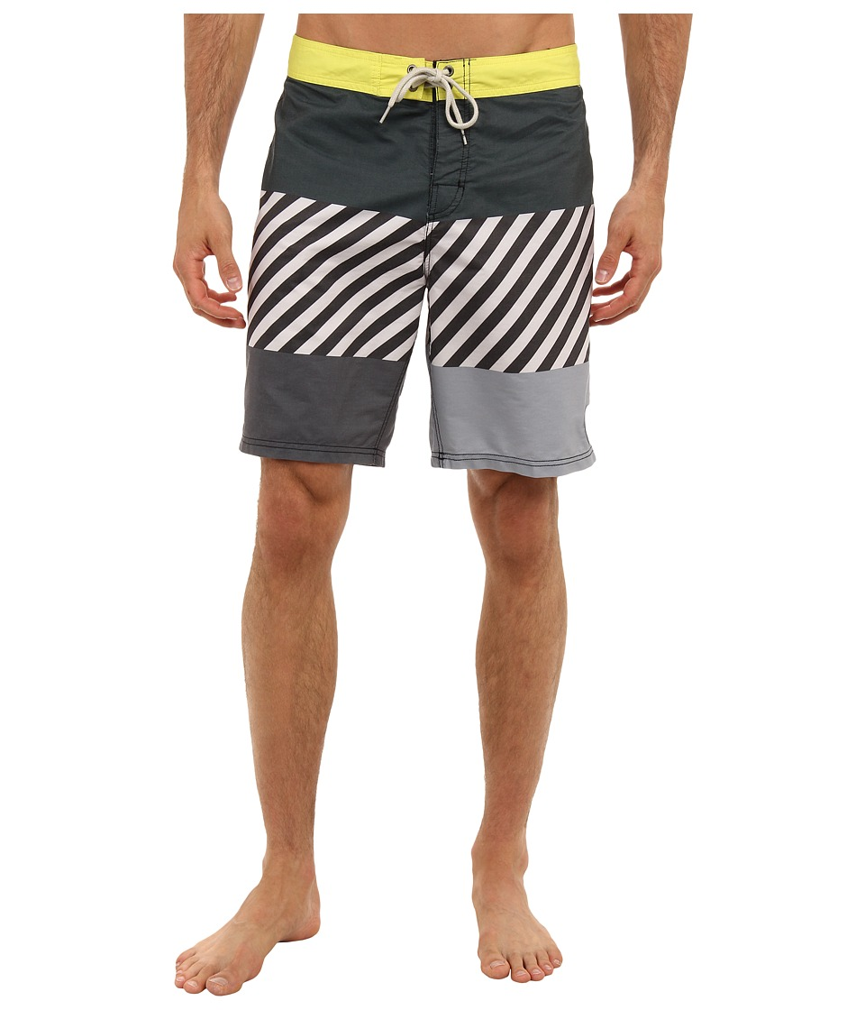 DC - Wayward Boardshort (Predator) Men's Swimwear