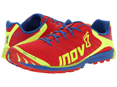 inov-8 - Race Ultra 270 (Red/Yellow/Blue) Men's Running Shoes