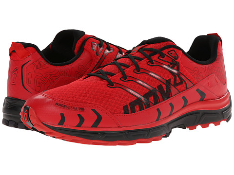 inov-8 - Race Ultra 290 (Red/Black) Men's Running Shoes