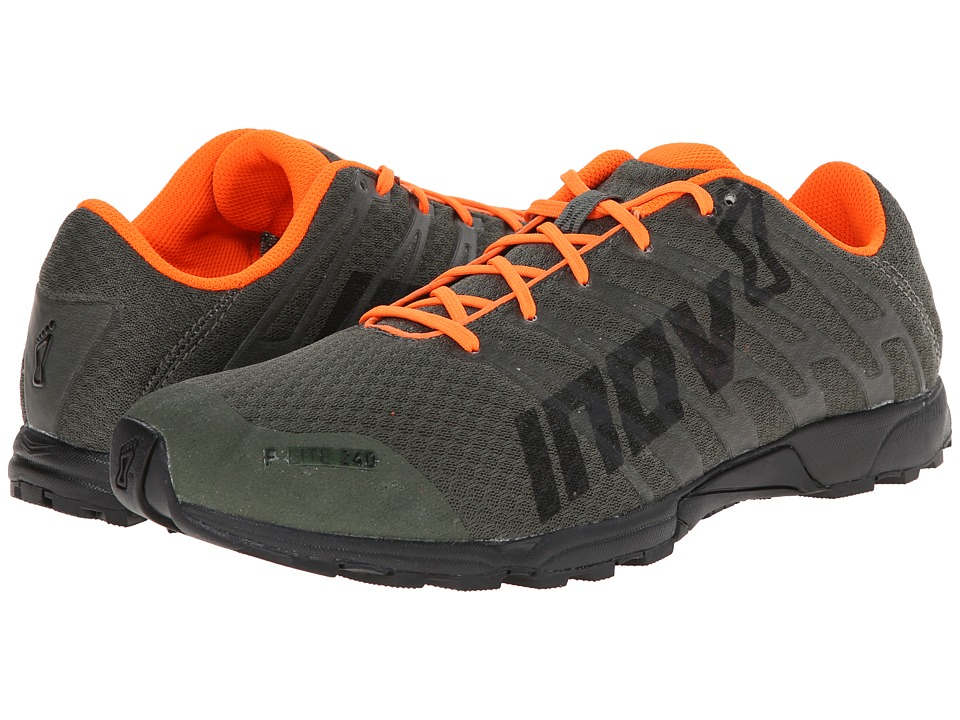inov-8 - F-Lite 240 (Thyme/Black/Orange) Men's Running Shoes