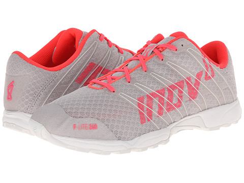 inov-8 - F-Lite 240 (Grey/Pink/White) Women's Running Shoes