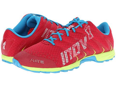 inov-8 - F-Lite 195 (Berry/Yellow) Women's Running Shoes