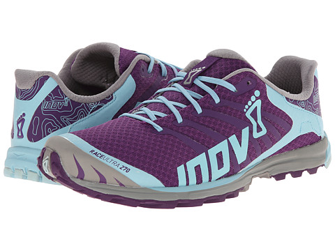 inov-8 - Race Ultra 270 (Purple/Blue/Grey) Women